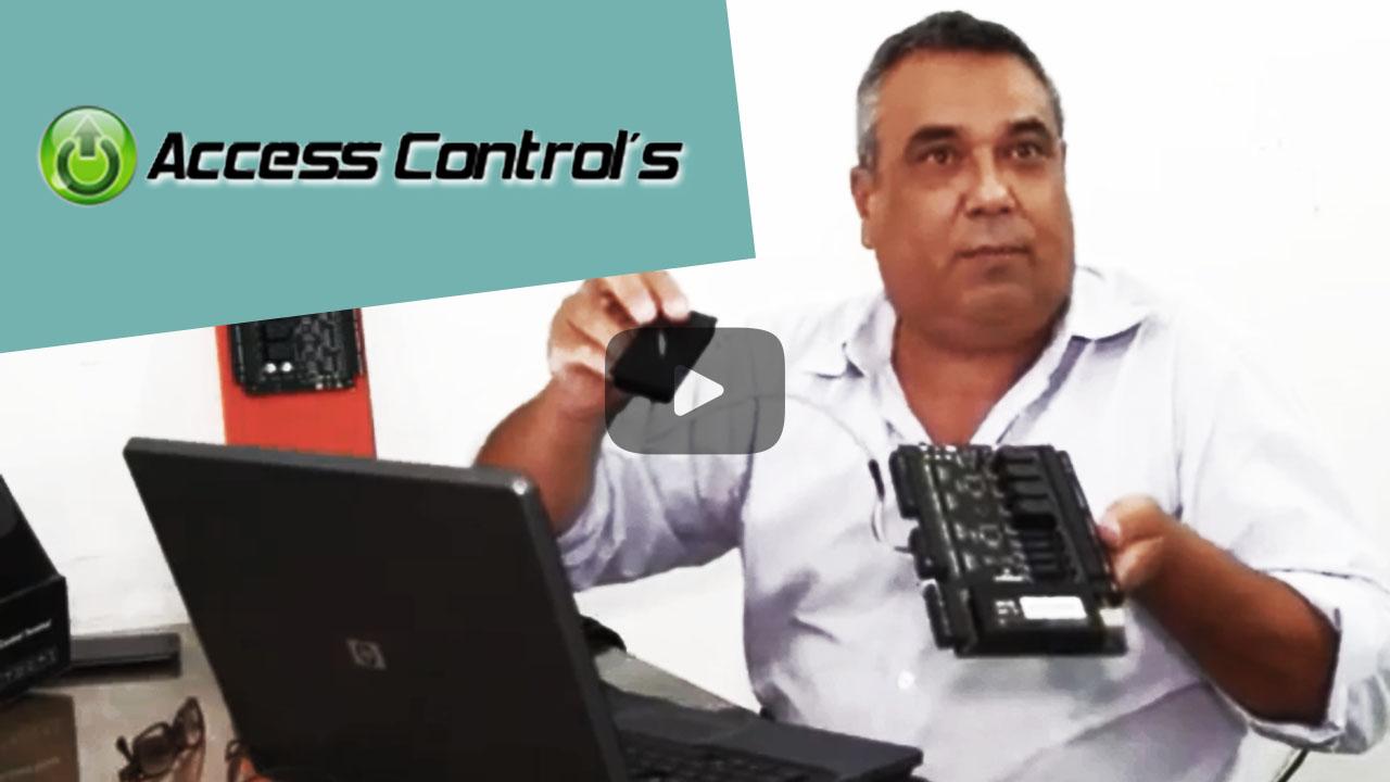Depoimento Acces Control