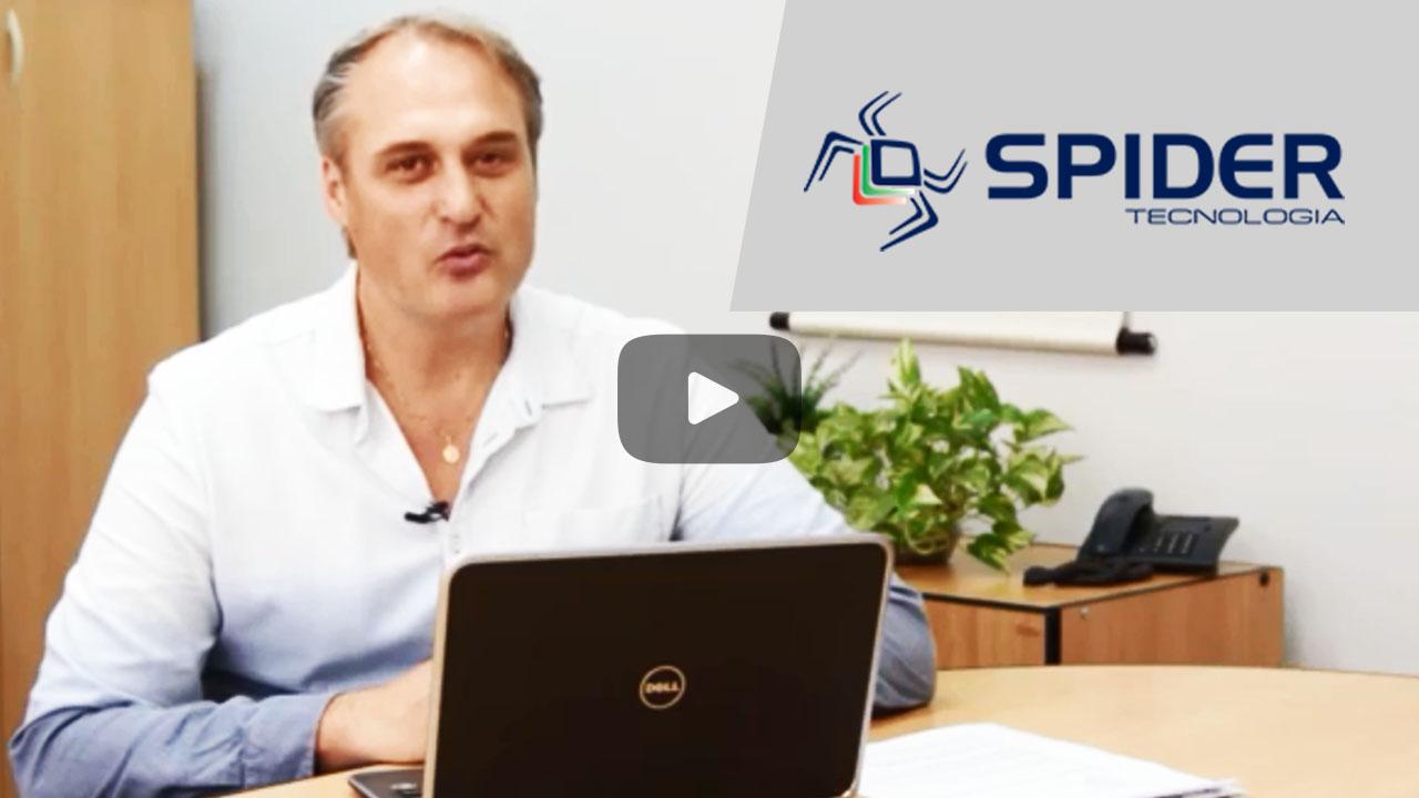Depoimento Spider Tecnologia