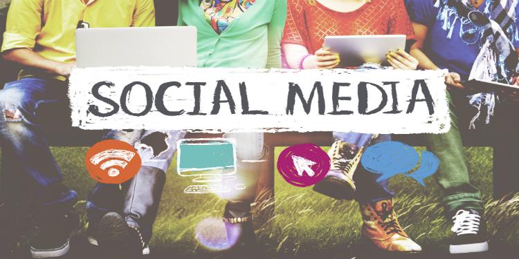 Princiapais redes sociais